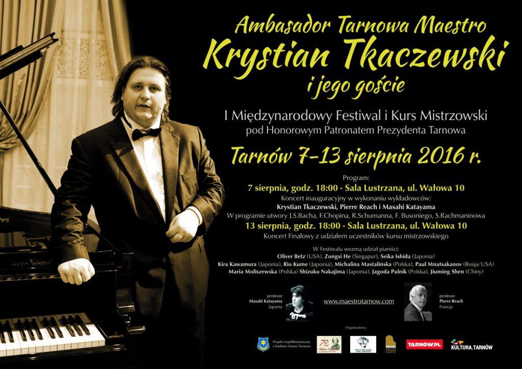 plakat tkaczewski